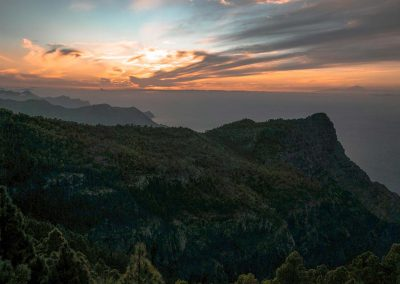 Long distance traverse Gran Canaria