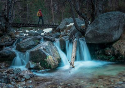 Waterfall-pyrenees-catalonia-trail
