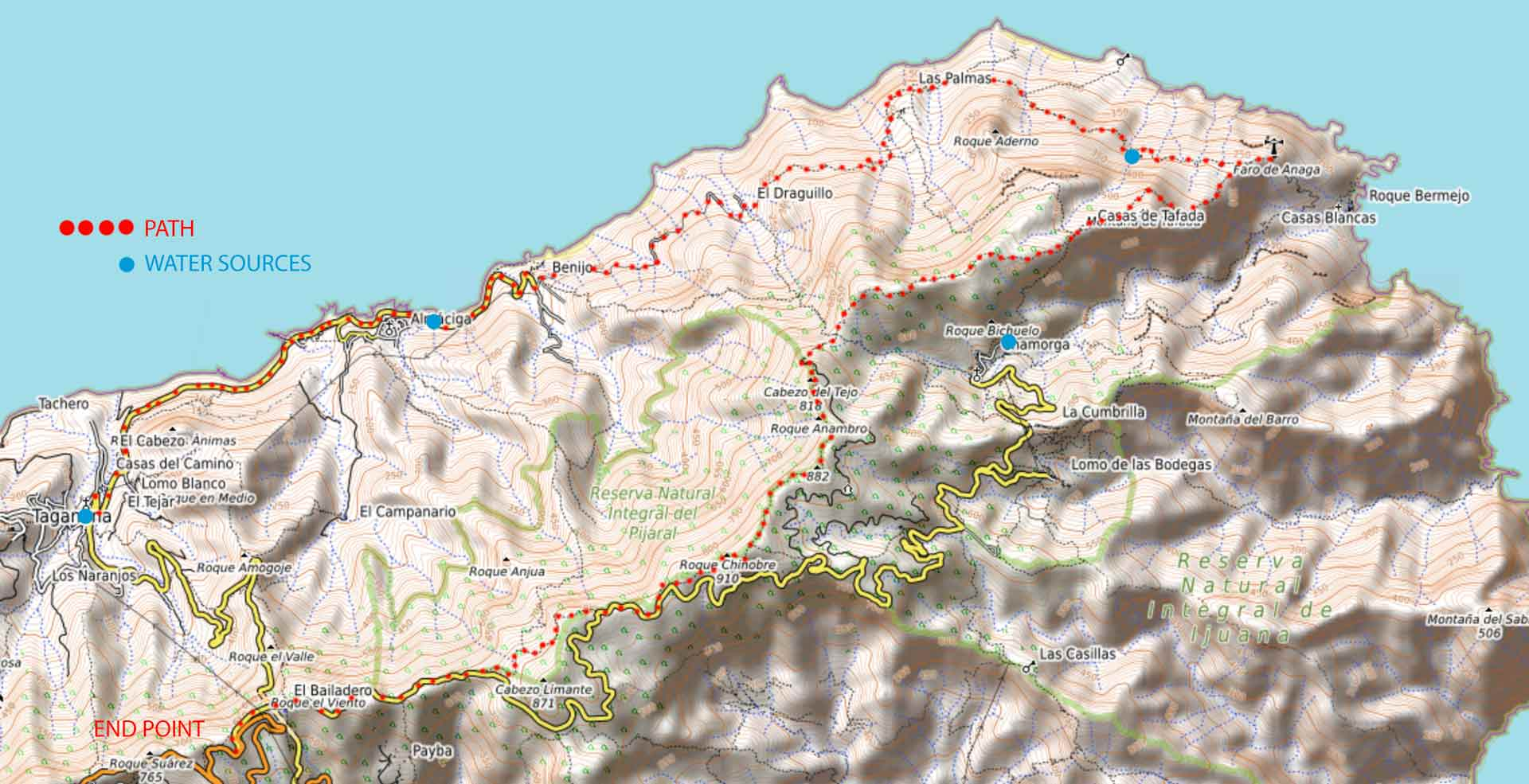map-anaga-trekking