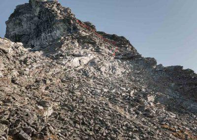 Route-climbing-hamperokken-klattre