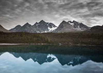Aspevatn-lake-norway-troms