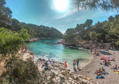 Calanque-de-port-pin-cassis-hiking