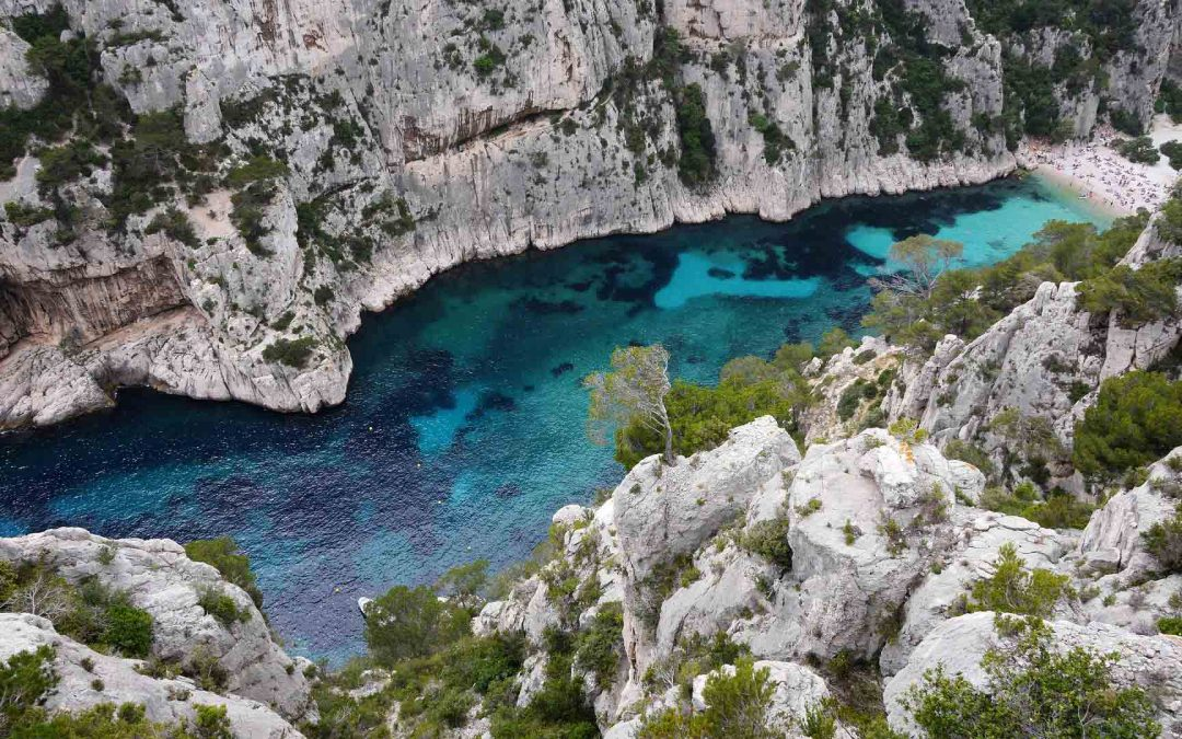 Hiking in Calanques National Park