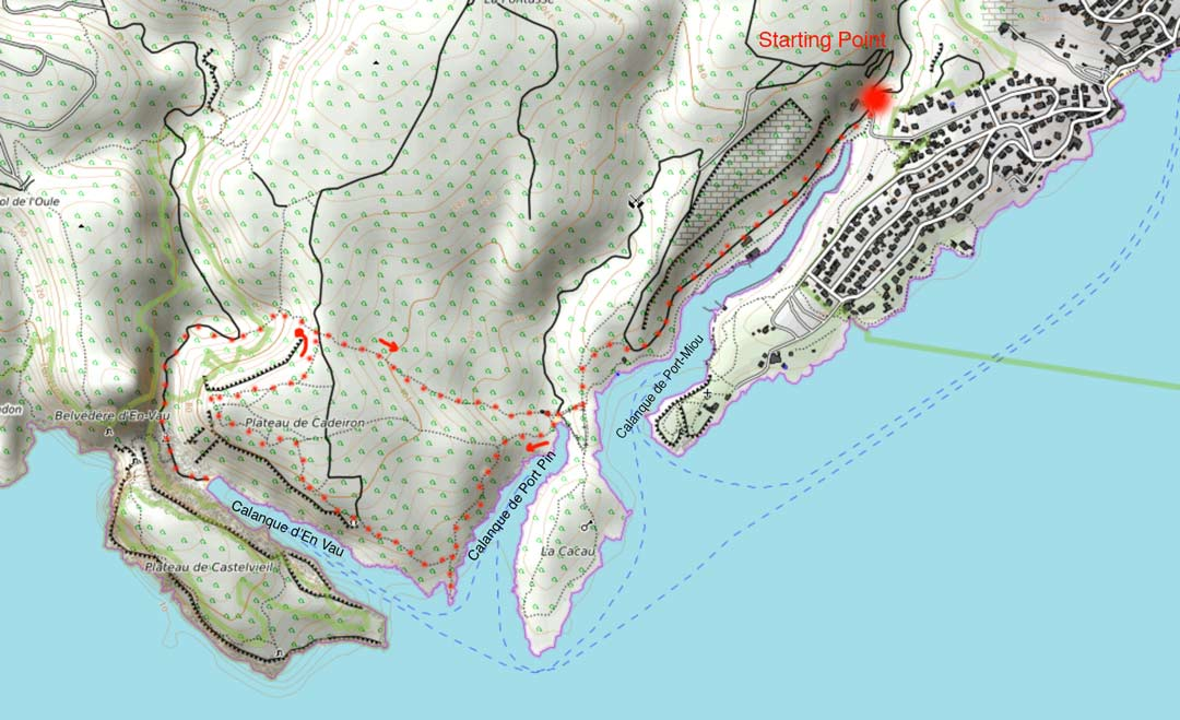 calanque-d'en-vau-map-hiking